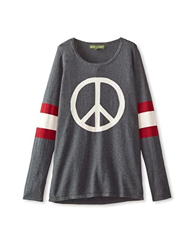 Amber Hagen Women's Peace Pullover Sweater