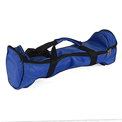 """Hoverboard Bag, Anseahawk Waterproof 8"""" Smart Two Wheel Electronic Self-Balance Scooter Carrying Bag and Handbag, Blue"""