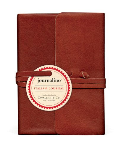 Cavallini Leather Journal