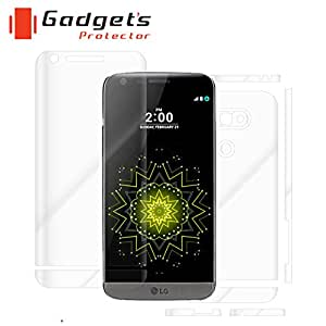 Gadgets Protector 023175454 LG G5 Total Body Protection - mobile scratch guard - screen guard - Screen Protectors - skins