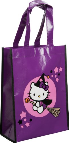 Rubies Hello Kitty Witch Trick-Or-Treat Bag front-1015623