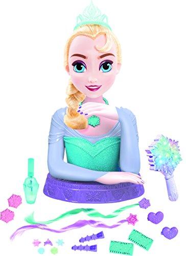 Frozen - Elsa - Busto Peinable Deluxe