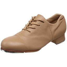 Bloch Women\'s Tap-Flex Tap Shoe,Tan,8.5 M US