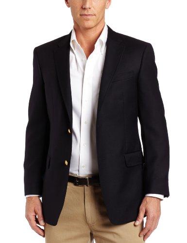 Tommy Hilfiger Men's Two Button Trim Fit Blazer