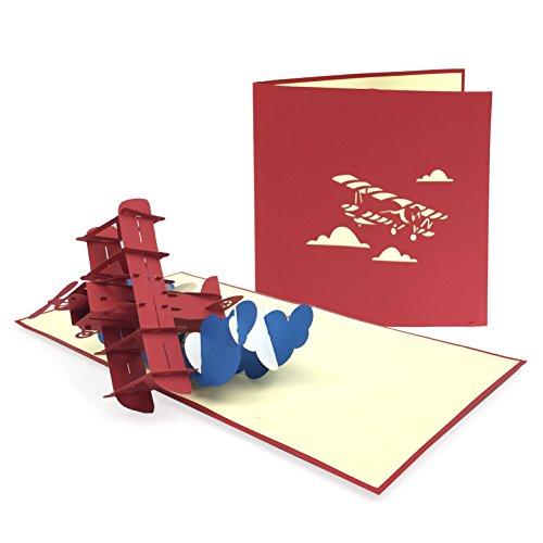 biglietto-di-auguri-aereo-pop-up-3d-scheda-aviatore-fogli-bianchi-per-auguri-di-compleanno-originale