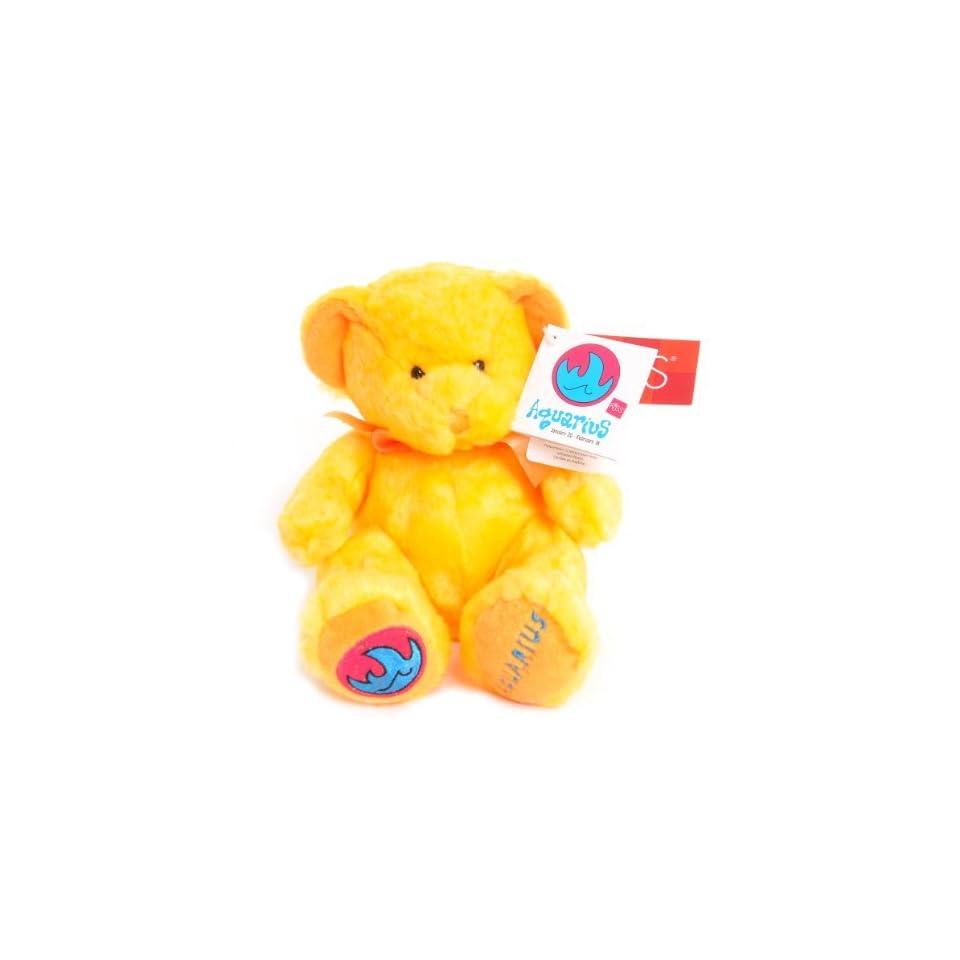 Russ Star Scopes Zodiac Bear   Aquarius (January 20   February 18) [Toy]