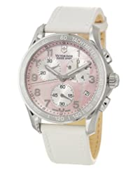 Victorinox Swiss Army Women's 241257 Classic Mother-Of-Pearl Dial Watch