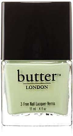 butter LONDON Nail Lacquer, Green Shades, Bossy Boots