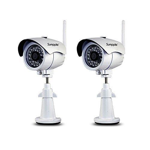 sumpple-2x-s631-camera-ip-de-surveillance-wifi-filaire-720p-exterieur-interieur-vision-nocturne-ip66