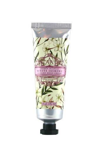 AAA Floral White Jasmine Luxury Hand Cream 60ml (Antigua Aromas compare prices)