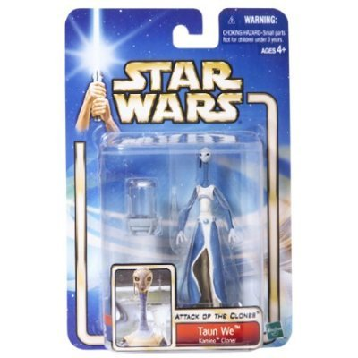 Star Wars Attack Of The Clones - Taun We Kamino Cloner