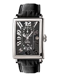 Gevril Men's 5021 Avenue of Americas Automatic GMT Watch