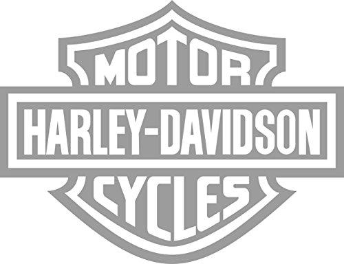 Harley Davidson Bar and Shield Decals (22