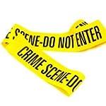 Crime Scene Do Not Enter Tape - 6m Pack