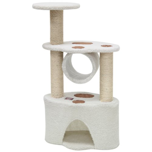 Majestic Pet 37-Inch Bungalow Sherpa for Cats