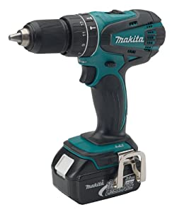 Makita LXPH01 18-Volt LXT Lithium-Ion Cordless 1/2-Inch Hammer Driver-Drill Kit