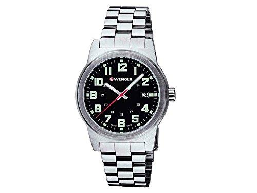 Wenger reloj hombre Field 01.0441.138