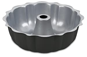Cuisinart AMB-95FCP Chef's Classic Nonstick Bakeware 9-1 2-Inch Fluted Cake Pan by Cuisinart
