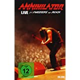 Annihilator: Live at Masters of Rock (DVD + CD)by Annihilator