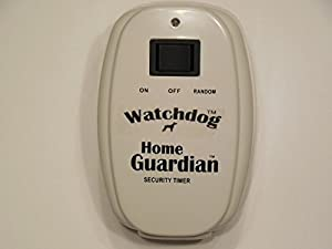 Watchdog Guardian House Sitter Timer for Lamps and Radios