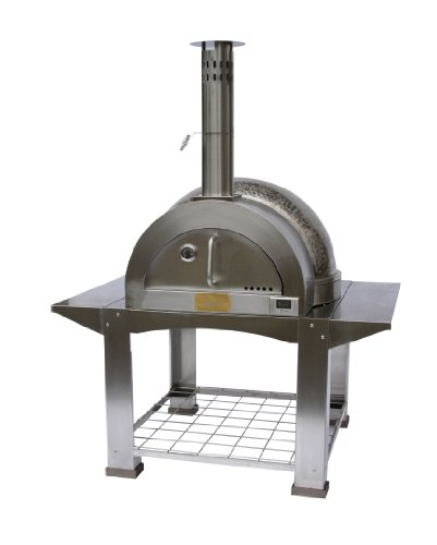Wood Fired Pizza Oven - Millar's NEW F5 Series image