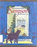 Sampson Christmas Cat (0399210024) by Stock, Catherine