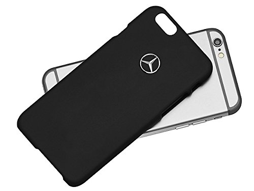 Mercedes Benz - Custodia per iPhone® 6/6s, nero, in plastica