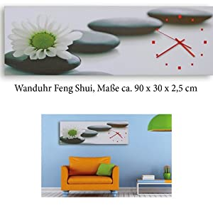 Wanduhr feng shui kitchen dining for Feng shui garage