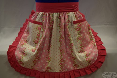 fabrique-creations-retro-vintage-50s-style-half-apron-pinny-pink-white-polka-dot-with-roses-pink-tri
