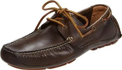 (最低)Polo Ralph Lauren 男士便鞋Roderick Driving Moccasin 64.02 深棕色