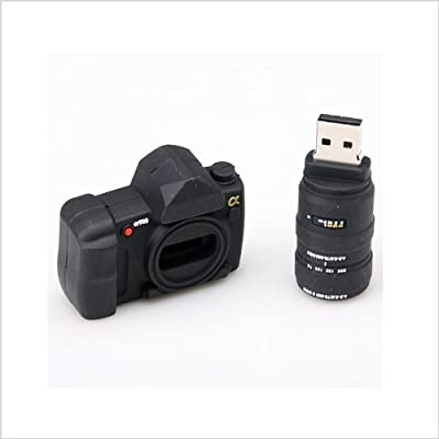 8GB FANCY DESIGNER CAMERA SHAPED PENDRIVE