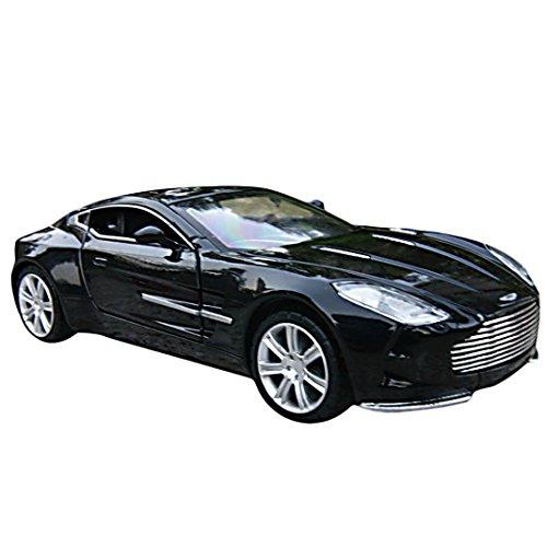 Car Toys 1:32 Black Aston Martin Model Car (Aston Martin Model compare prices)