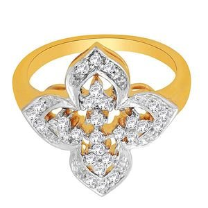 D'damas Diamond Ladies Ring DDR02722