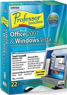 Professor Teaches Office 2007 & Windows Vista