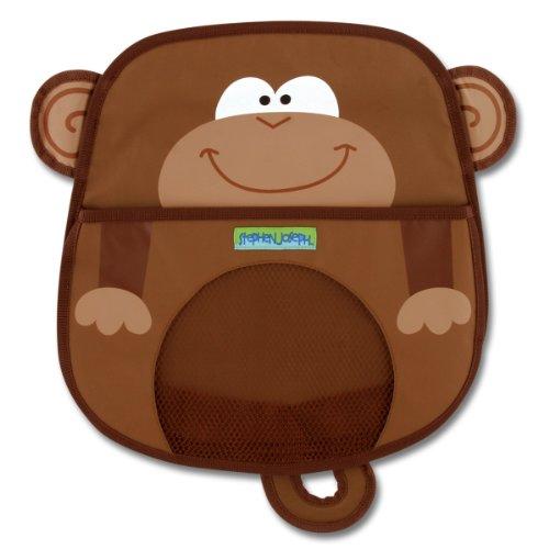 Stephen Joseph Bath Toy Caddy, Monkey