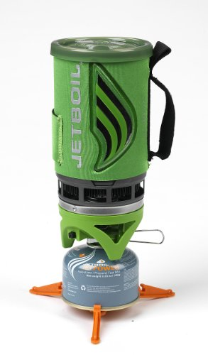 Jetboil Flash Personal Cooking System (Green)