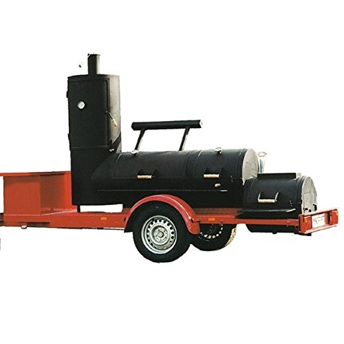 Joe´s Barbeque Smoker - Extended Catering - Smoker-Trailer 61cm (24 Zoll)