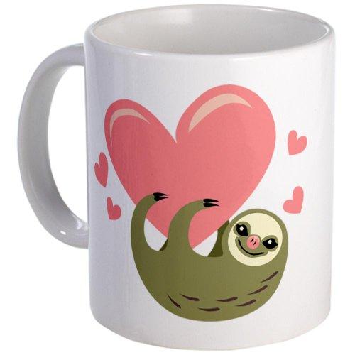 CafePress Sloth Mug