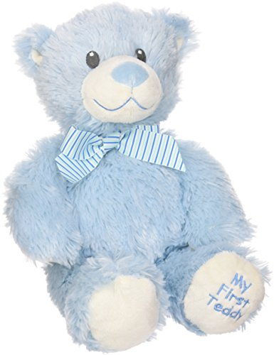 Ty Classic - My First Teddy Blue