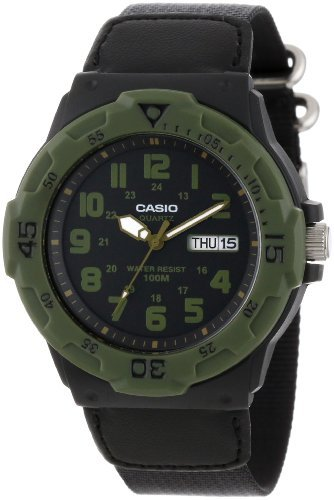 Casio Unisex MRW200HB-1BV 10 Year Battery Watch
