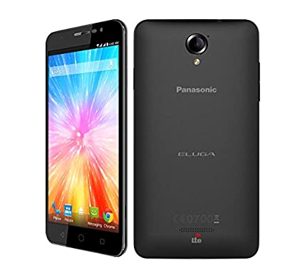 Panasonic Eluga L2 (8GB, Grey)