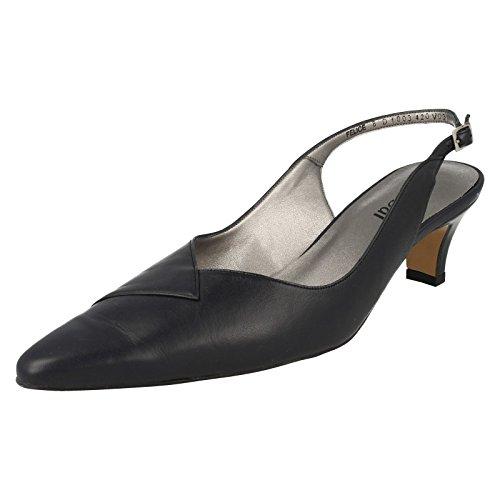 Van Dal - Scarpe con cinturino alla caviglia donna , Blu (Blu navy),