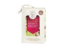 Greenleaf 5 Hanging Small Scented Sachets - Merry & Bright