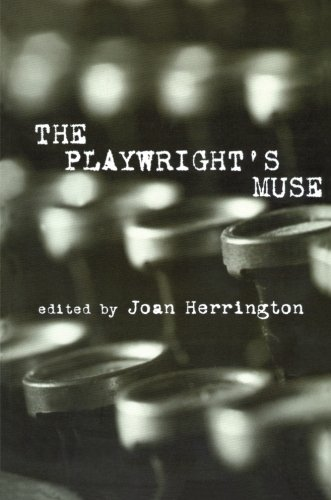 The Playwright's Muse (Studies in Modern Drama)