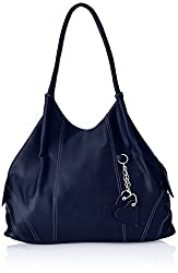 Fostelo Womens Lil Hearts Purple Handbag
