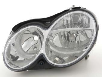 Spare parts headlight left Mercedes-Benz CLK (209) Yr. 03-08