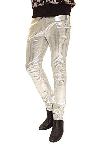 JKQA -  Salopette  - Casual - Uomo Silver Large