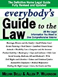 img - for Everybody's Guide to the Law- Fully Revised & Updated (Harperresource Book) book / textbook / text book
