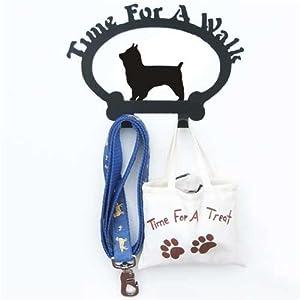Yorkshire Terrier Pet Clip Leash Holder