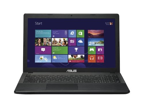 ASUS D550MA-DS01 15.6-Inch Laptop (Black )